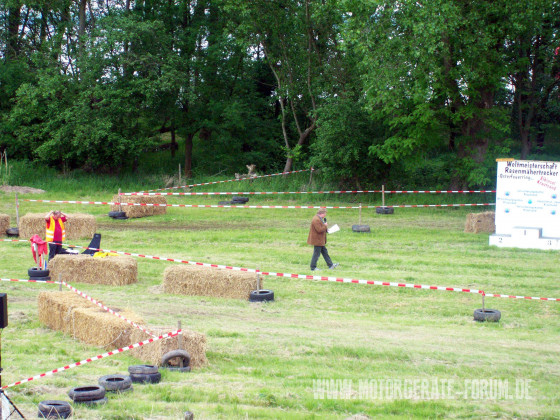 Rasenmäherrennen Krautsand bei Hamburg